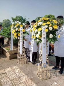 升华生命延续大爱 荆州开展纪念遗体器官捐献者活动
