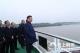 现场视频丨习近平在荆州登船,顺江而下考察长江