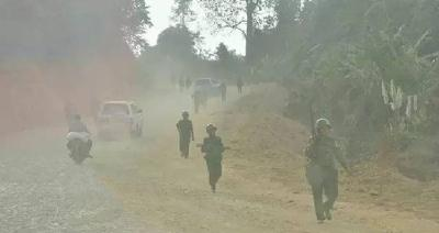 外交部:中国公民暂勿前往缅甸北部冲突地区