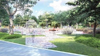 墨西哥园:独特景观 异域风情