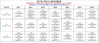 荆州市心理学会开通防疫心理援助热线