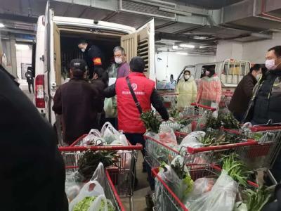 现在,武汉的商超都在这样卖菜!