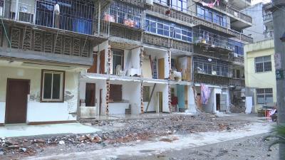 旧貌换新颜,来看看全市老旧小区改造有没有你家?
