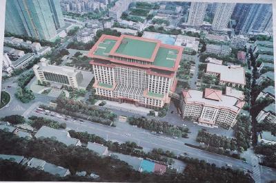 效果图曝光!荆州市中医医院中医特色大楼项目开工