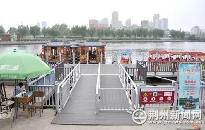 下月起,荆州古城护城河将大变样!