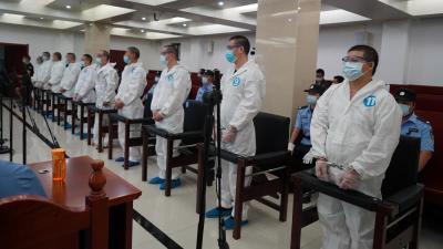 非法控制和垄断面条米粉生产,荆州一黑势力团伙受审
