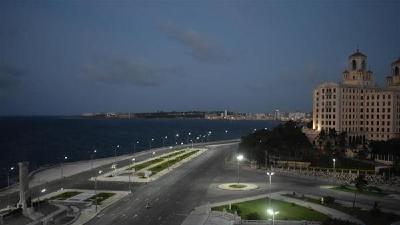 古巴哈瓦那宵禁期限延长15天