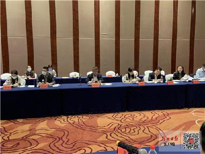 省地方金融监管局调研:荆州市重要金融指标稳居全省第一方阵