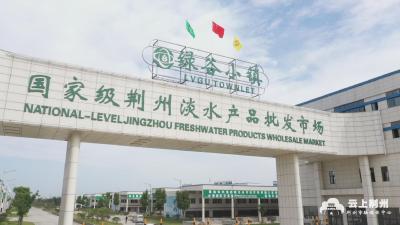 正式运营!国家级荆州淡水产品批发市场今日开业