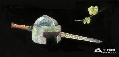 荆职学生作品《青铜力量》获省大学生文化创意作品大赛优秀奖