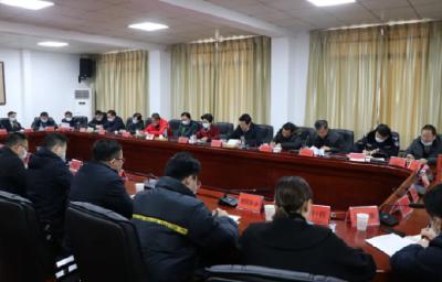 云上沙市区 | 沙市区召开统一战线工作领导小组暨宗教工作领导小组会议