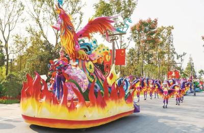 期待!荆州园博园第二届新春灯会火热筹备中……