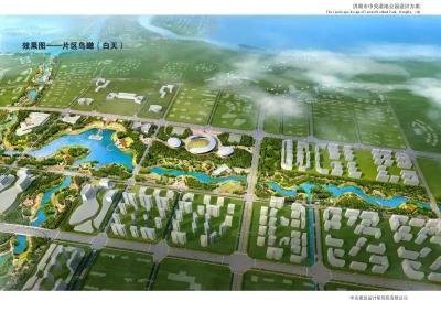 洪湖市最大基础设施建设项目即将动工建设!