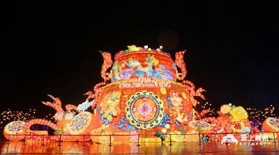 """一起闹元宵吧!荆州这些景区推出""""夜游活动"""""""