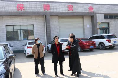 刘辉萍:增强自主创新能力 把企业做强做优