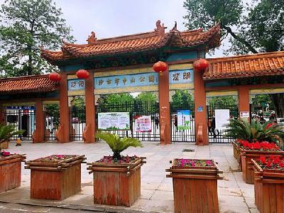 春节期间,荆州中心城区6大公园迎客56万人次