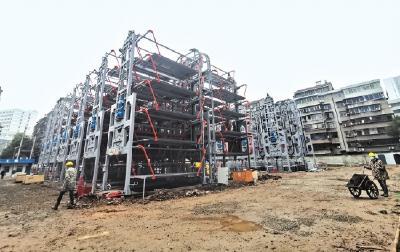 荆州石闸门停车场将于4月建成 计划提供283个车位