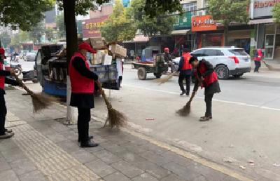 """荆州常态化开展村庄清洁行动 各县市区确定""""村庄清洁日"""""""