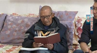 年轻时为国洒热血 百年后捐献遗体 这位105岁的老兵让人肃然起敬