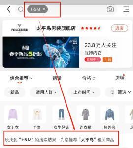 """碰瓷新疆棉花?H&M已""""查无此店"""""""