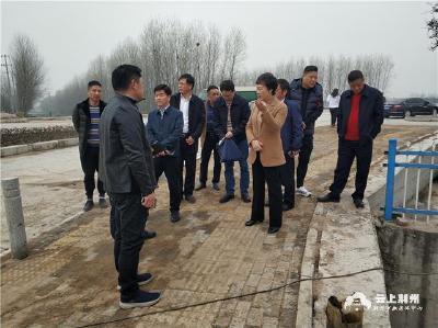 张远梅督办荆州开发区生态环境保护问题整改和长江禁捕工作
