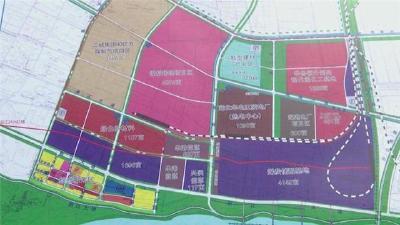 石油和化学工业规划院、省发改委调研荆州江陵绿色能源化工产业园