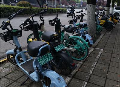 最新!荆州中心城区共享单车3月份考核结果来了