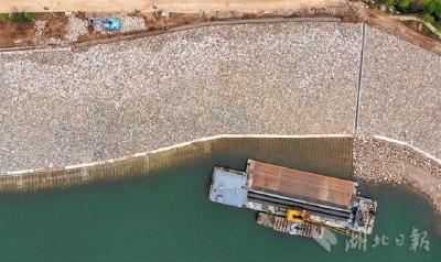 项目进展:荆州长江三八洲险段整治工程加速推进