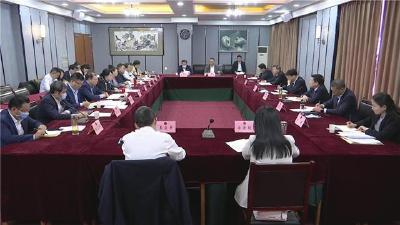 荆州市人大常委会召开列席常委会会议代表座谈会