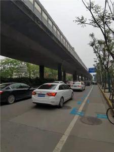 请注意时间!荆州这一路段施划限时免费停车位