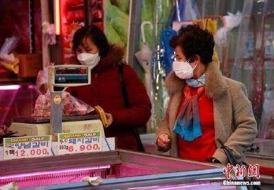 韩国要求全民室内义务佩戴口罩 违者罚款10万韩元