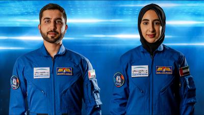 阿联酋宣布选出阿拉伯世界首位女性宇航员