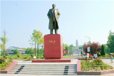 特约记者行:红色摇篮——洪湖湘鄂西苏区