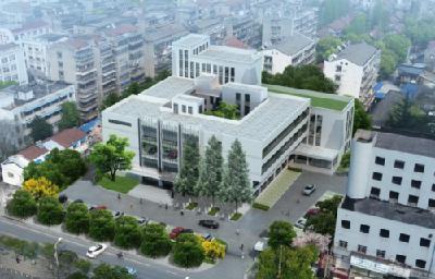 荆州市档案馆改扩建工程正式开工 效果图曝光!