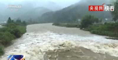 这里1号洪水已形成!未来一周,多地强降雨和强对流来袭