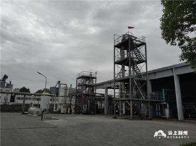 三年技改 荆州工业经济再上新台阶