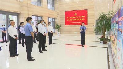 中央第十督导组 下沉荆州督导政法队伍教育整顿