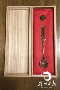荆州博物馆一项文创产品上榜全国百佳