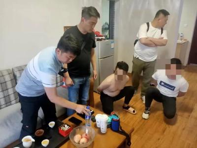 荆州一大学生被骗十一万,民警跨省抓获嫌疑人