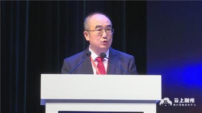 2021湖北省医院大会暨省医院协会成立20周年会庆在荆举行