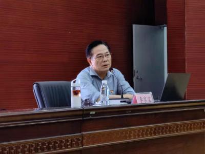 党史学习教育市委宣讲团在荆州高新区开展集中宣讲
