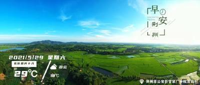 5月29日早安·荆州丨交管便民新政将在荆州落地!/此地拟首次修改员工工资支付条例