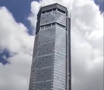 刷屏!深圳355米高楼突然摇晃!应急局回应
