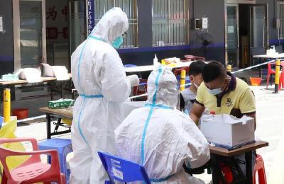 深圳4名无症状感染者初步推断与国际货轮作业有关