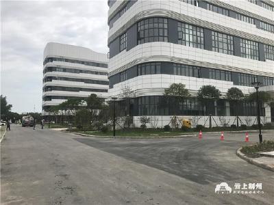 荆州市疾病预防控制中心备供电源完成施工 本周确保顺利供电