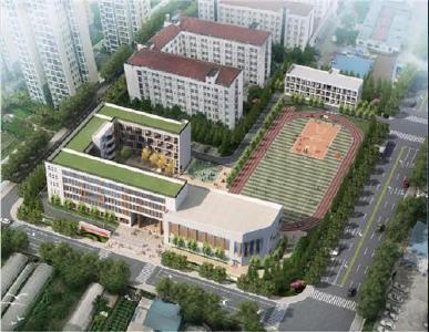 荆州区这所小学要扩建,总投资3338万