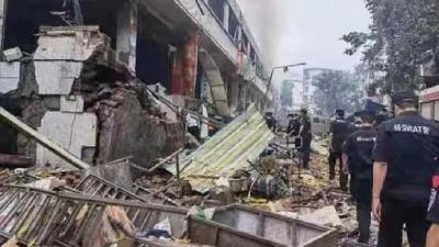 湖北十堰市张湾区燃气爆炸事故已致25人死亡