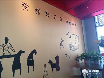 """致敬传统文化 肯德基""""荆楚文化""""主题餐厅亮相荆州"""