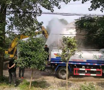 暖心!荆州高新区项目建设促发展 和谐拆迁定民心