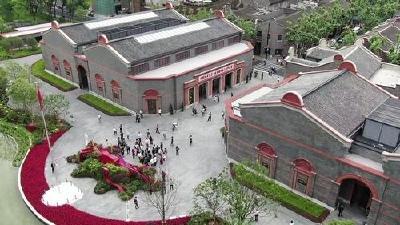 今日,中共一大纪念馆全新开放